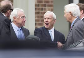 UNC basketball legends turn out for Dean Smith's funeral in Chapel Hill |  ACCXtra | Greensboro ACC | greensboro.com
