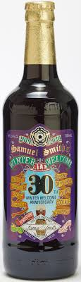 Winter Welcome - Samuel Smith's Winter Welcome Ale - US Beer Importer  Official Site