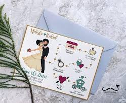 friends wedding card co