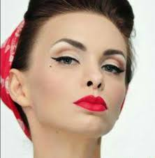 50s makeup ideas wedding ideas