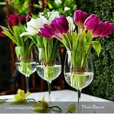 simple tulip fl arrangements not
