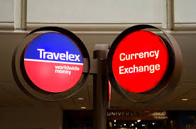 travelex foreign currency still