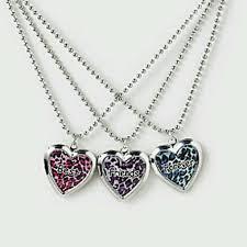 f necklaces