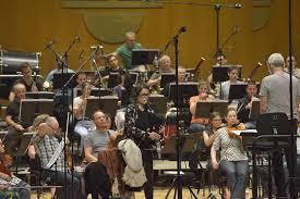 Cristina Pato Records Octavio Vazquez's Concerto with the Real Filharmonía  de Galicia - Cristina Pato