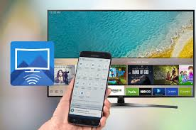 screen mirror android to samsung tv