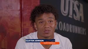 University of Texas at San Antonio - Clayton Johnson - 2017 - University of  Texas at San Antonio