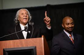 Myron B. Pitts: Mable C. Smith a strong advocate for 'forgotten ...