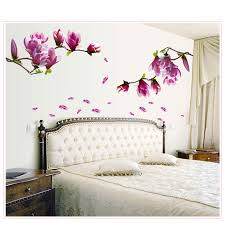 Flower Wall Sticker 3d Vinyl Decals Living Room Home Decor 1pc Ebay
