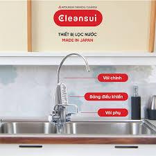 Có nên mua máy lọc nước Cleansui?