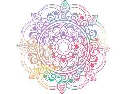Meditar con Mandalas para sanar emociones | Cafe de brida