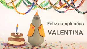 Resultado De Imagen Para Feliz Cumpleanos Valentina Cumpleanos