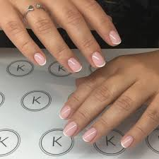 9 Stunning Modern French Manicure Ideas With Images Paznokcie