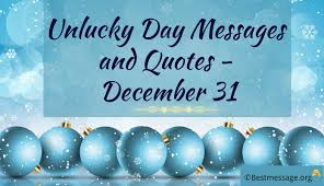 unlucky day messages and unlucky quotes best message