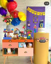 Festa Friends Series Warner Decoracion Fiesta Cumpleanos Temas