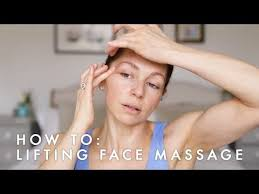 Anti-ageing, Face lifting massage - Abigail James Facialist - Anti-Aging  Top Tips