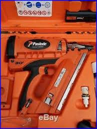 paslode nail gun im350 plus gas first