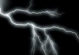 black lightning forces of nature