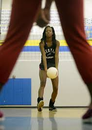 Ozen volleyball player to sign with Lamar - Beaumont Enterprise