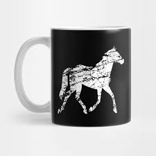 ugly horse riding gift horse