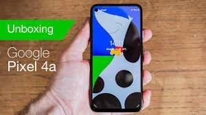 Google Pixel 4a unboxing & first ...