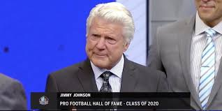 VIDEO: Jimmy Johnson surprised with emotional Hall of Fame ...