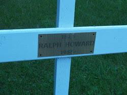 Ralph John Wesley Howard (1875-1955) - Find A Grave Memorial