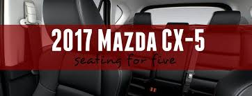does the mazda cx 5 have a third row