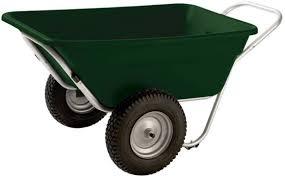 smart carts garden utility cart with