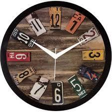 Analog Plastic Kids Room Wall Clock For Home Rs 200 Piece Nera Enterprises Id 21279386897