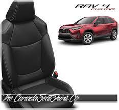 2020 toyota rav 4 custom leather upholstery