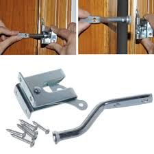 Automatic Self Locking Gate Latch For Wooden Fence Gate Door Metal Gravity Lever Shopee Philippines