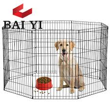 China Buy Pet Products Temporary Dog Runs Fence Indoor Dog Fence China Temporary Dog Runs Fence And Fence Dog Cage Price