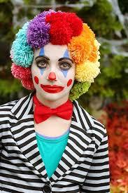 25 clown makeup ideas for