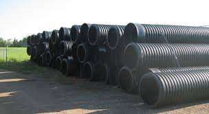 hdpe pipe for drainage systems
