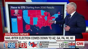 3) Longtime Republican election lawyer calls Trump's claim a