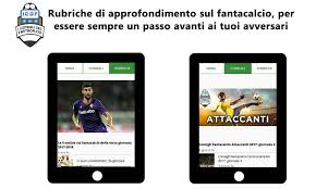 Consigli Fantacalcio - ICDF for Android - APK Download