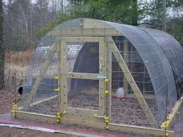 Permanent Hoop Coop Guide Backyard Chickens Learn How To Raise Chickens