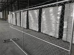 6ft X 8ft Temporary Chain Link Fence