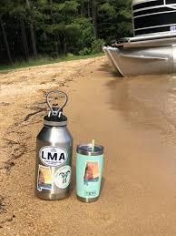 Lake Martin Alabama Decal Lma Sticker Unsalted Waters