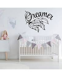 Amazing Savings On Children S Room Wall Decal Dreamer Vinyl Decoration For Playroom Bedroom Home Or Nursery Decor