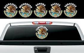 Sticker Coat Of Arms Flag Car Vinyl Decal Outdoor Bumper Shield Nicaragua Hargeisait Com