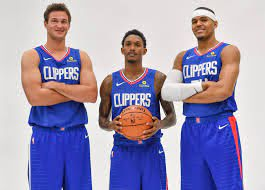 LA Clippers roster before the season begins