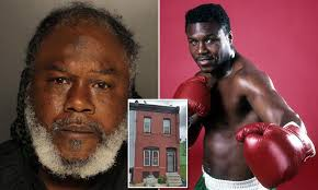 Former boxing champ Meldrick Taylor, 52, arrested following 'an armed  standoff with police | Daily Mail Online