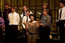 Knox Choir Premieres Abbie Betinis Commission - Knox College