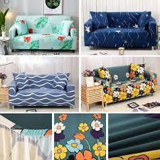 washable stretch elastic fabric sofa