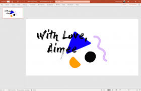 create animated gifs using powerpoint