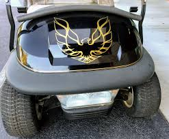 Golf Cart Decals Customize Your Golf Cart With Decals In 2020 Golf Carts Club Car Golf Cart Golf Cart Accessories