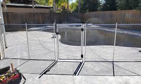 Baby Guard Pool Fence Fresno Baby Guard
