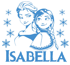 Personalised Any Name Frozen Wall Decal 3d Art Stickers Vinyl Room Bedroom 9 Ebay
