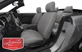 seat cover fabrics neoprene vs leather